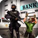 Bank Robbers: US Police Strike