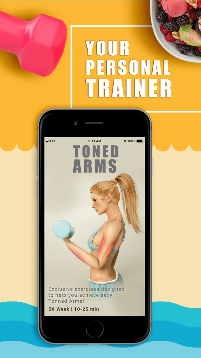 Fitonomy: Weight Loss Training Screenshot