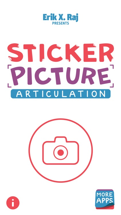 Sticker Picture Articulation