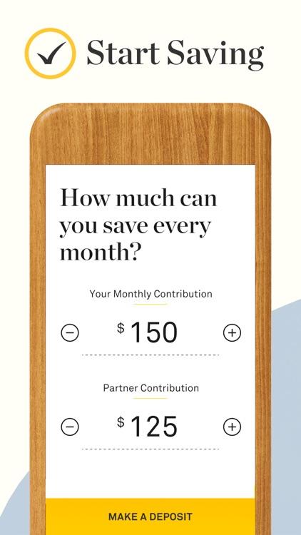 Twine: Easy Saving & Investing screenshot-3