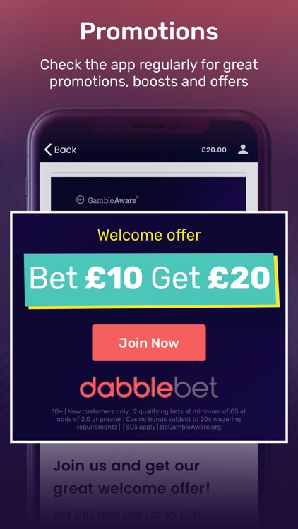 Dabblebet - Sports Betting