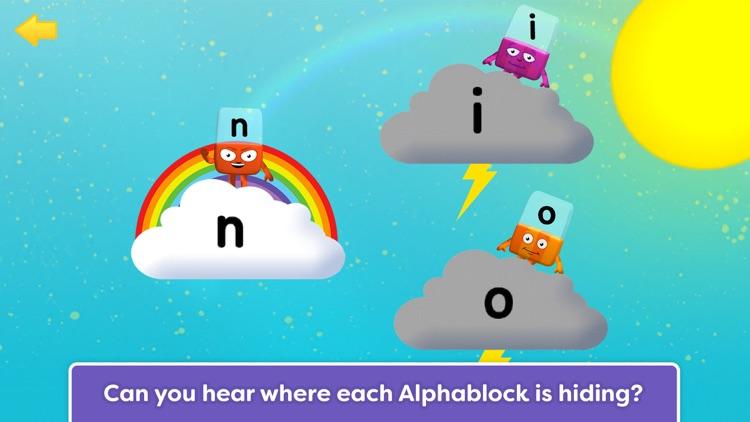 Alphablocks - Letter Fun screenshot-4