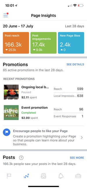 facebook pages manager on the app store rh itunes apple com