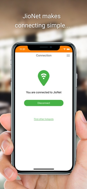 JioNet on the App Store