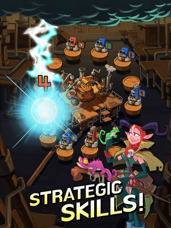 Dice Brawl: Captain's League screenshot 8