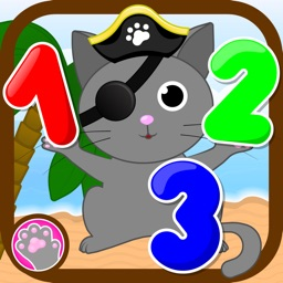 Funny numbers - baby games for kids and toddlers