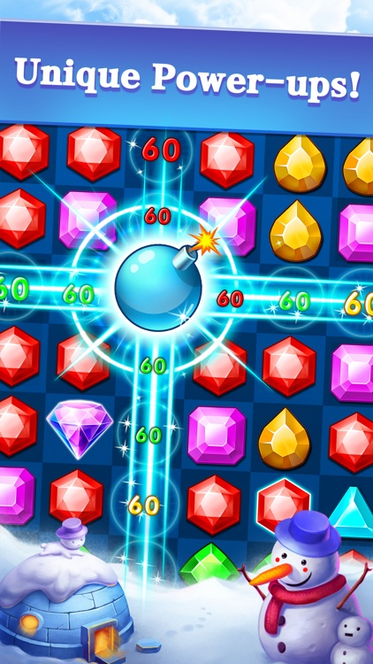Jewel Legend - Match 3 & Crush screenshot-2
