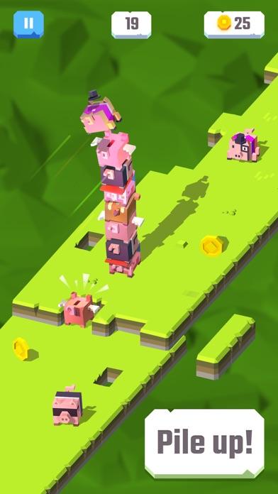Pig Pile screenshot 1