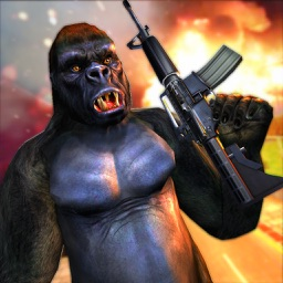 Angry Apes Survival Mission