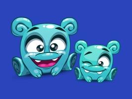 Herbie The Blue Alien
