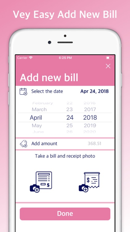 My Home Bills: Household bills screenshot-6