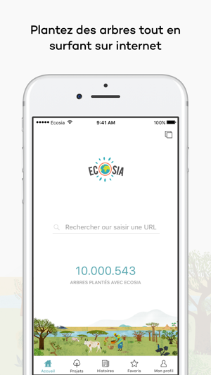 search by image on iphone ecosia dans l app 5596