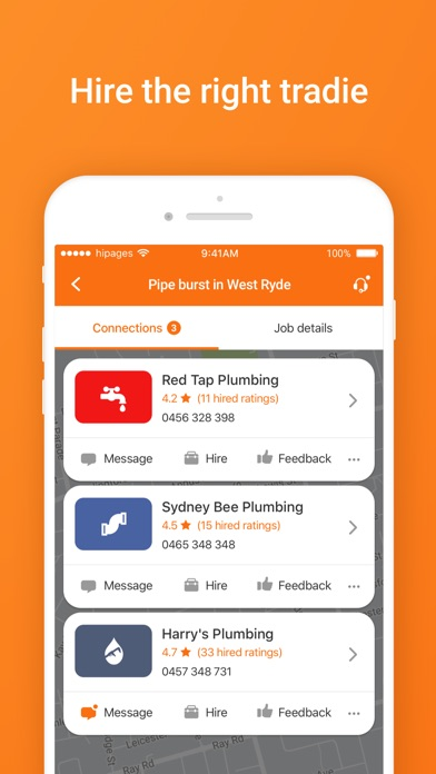 Download hipages - hire a tradie for Pc