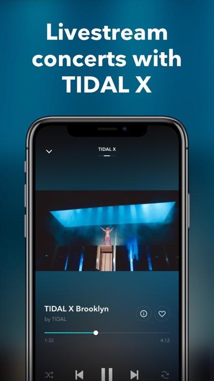 TIDAL Music - Streaming screenshot-5