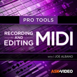 MIDI Course For Pro Tools