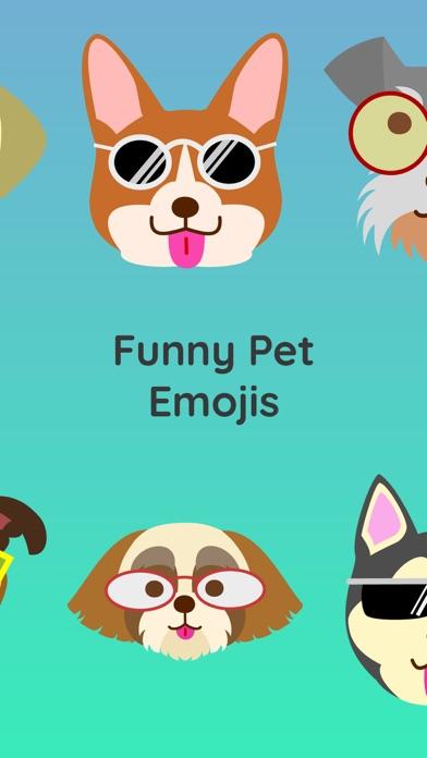 Pet Lovers Emojis Sticker Pack screenshot two