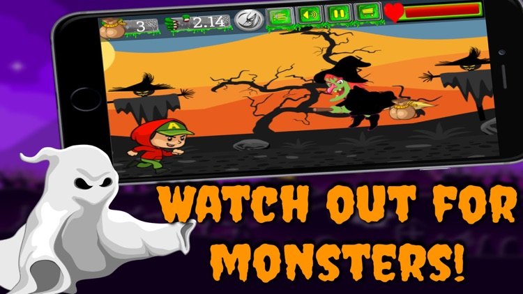 Halloween Dash screenshot-3
