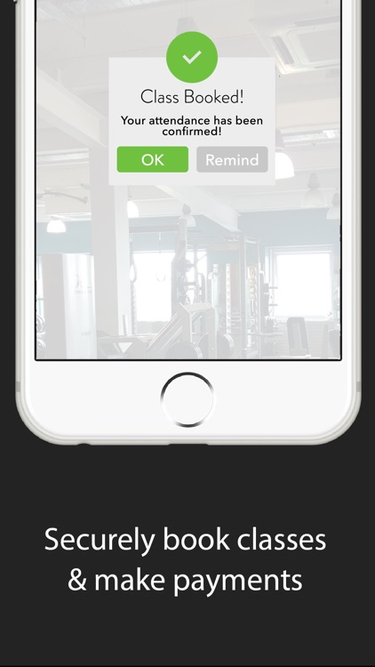 Verve Gyms screenshot-1