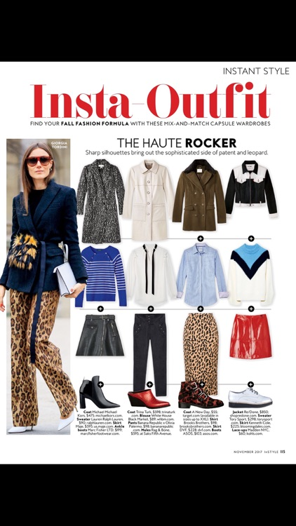 INSTYLE Magazine screenshot-3