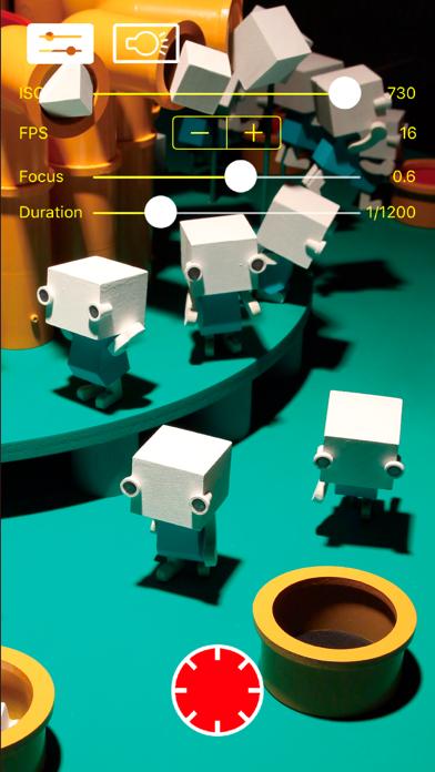 StroboScopeAppのスクリーンショット