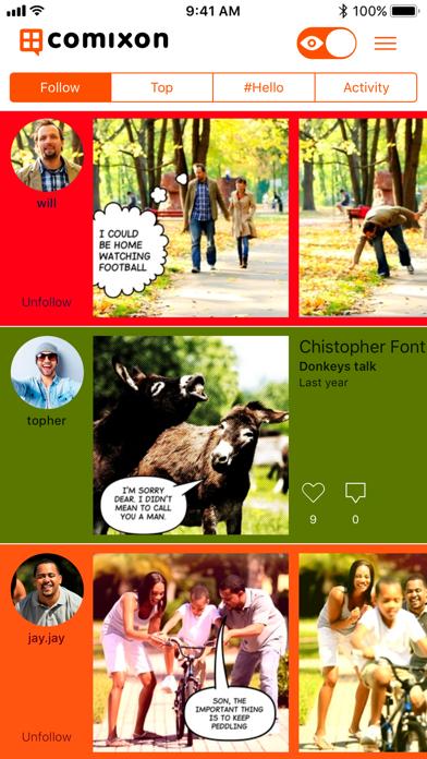 download Comixon apps 3