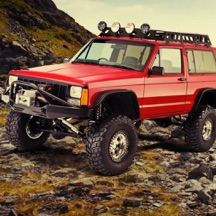 Real 4x4 Extreme Jeep Racing