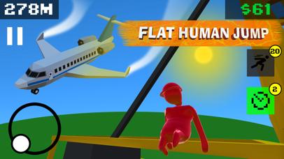 Flat Jump Fall screenshot 2