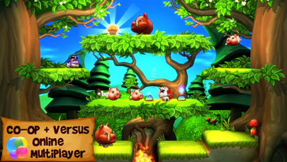 Screenshot from Muffin Knight