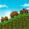 Cargo Loader: Mountain Driving