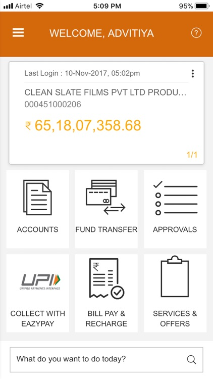 ICICI iBizz MBanking screenshot-3