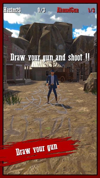 Quick Gun: PvP Standoff screenshot-4