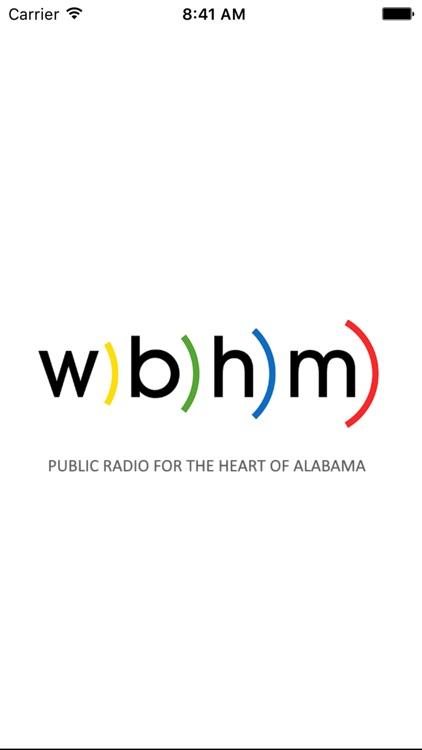 WBHM Public Radio