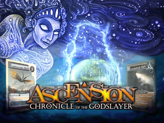 Screenshot #1 for Ascension: Deckbuilding Game