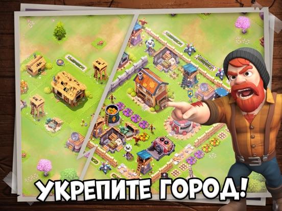 Survival City на iPad