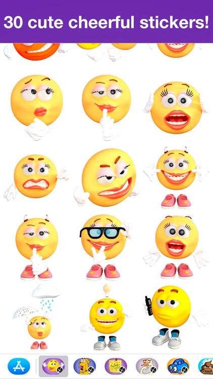 Smiles and emoji screenshot-3
