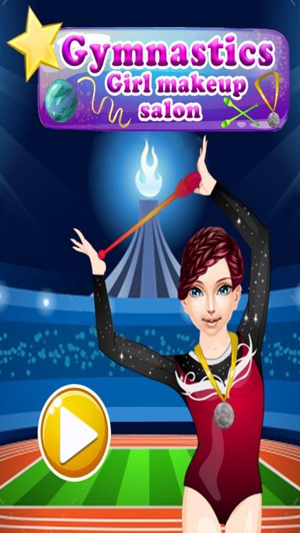 Gymnastics Girl- Olympic Games