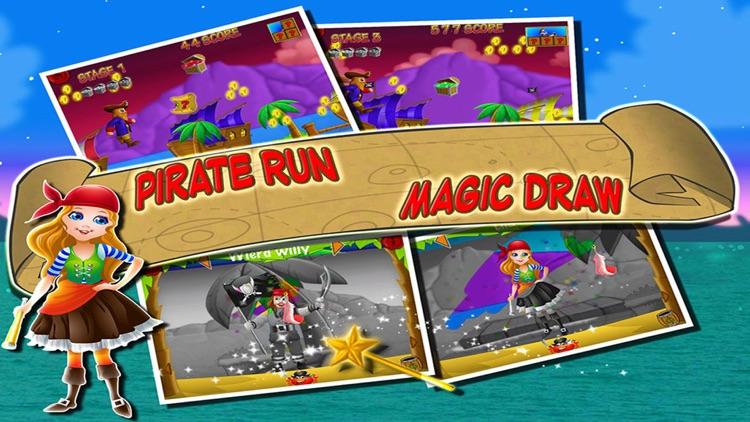 Pirates Island Games screenshot-3