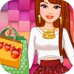 Shopaholic's Christmas Date-Beauty's Secret Closet