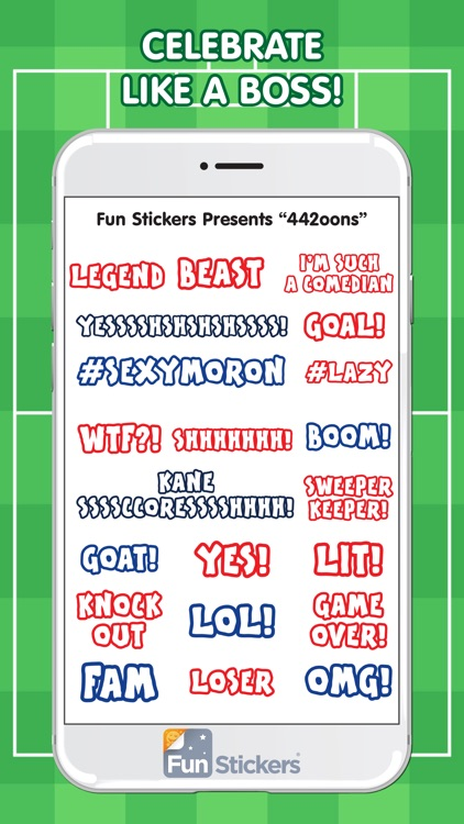 442oons Stickers Pack B