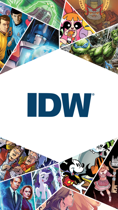 Idw Comics review screenshots
