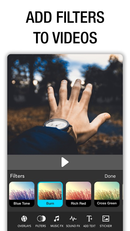 Video Filter- Videos Effects