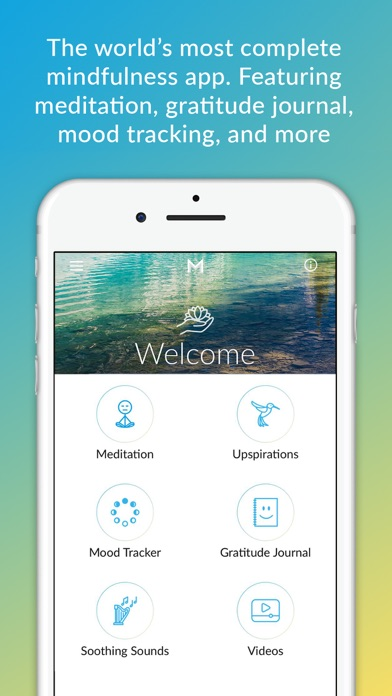 Image of Masters of Mindfulness for iPhone
