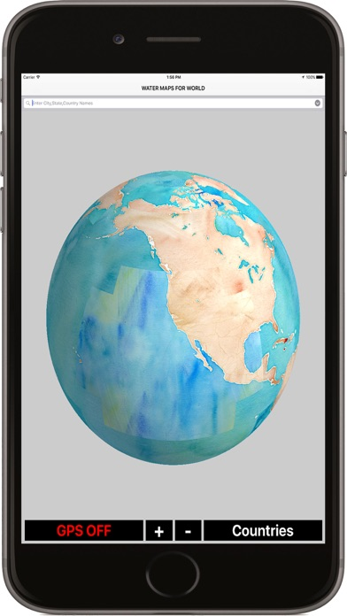 World Watermap