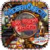 Hidden Objects Las Vegas Time