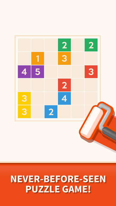 ColorFill - Puzzle Masterpiece Screenshot 1