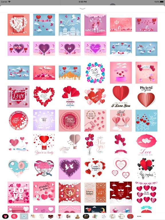 Animated Paper Art Love Pack screenshot 7