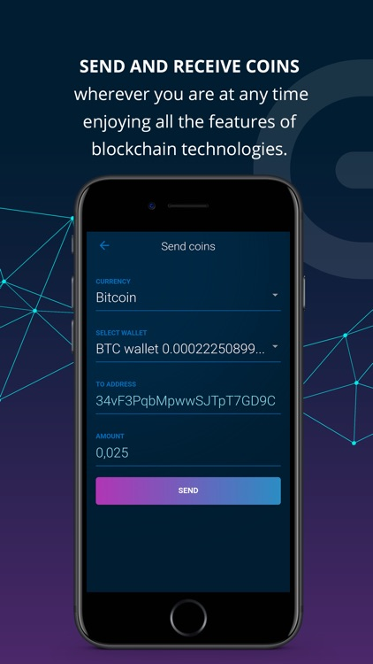 Elegro Personal Crypto Wallet screenshot-4