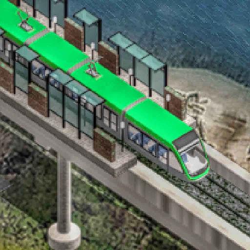 Monorail Island™