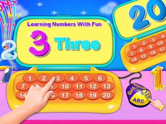 Alphabet Laptop - Educational screenshot 10