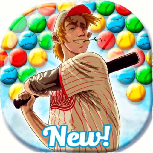 Baseball Bubble Shooter iOS App